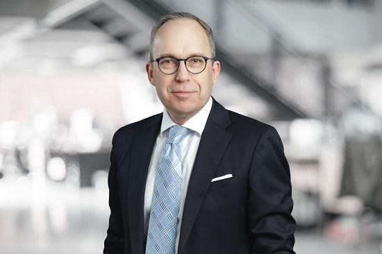 Paul Löfgren, EVP Cluster EMEA